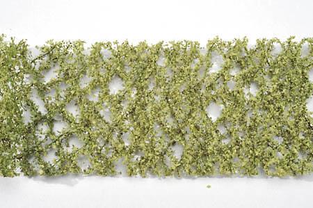 白樺の枝葉(N)-夏の盛り :ミニネイチャー 素材 ノンスケール 910-12