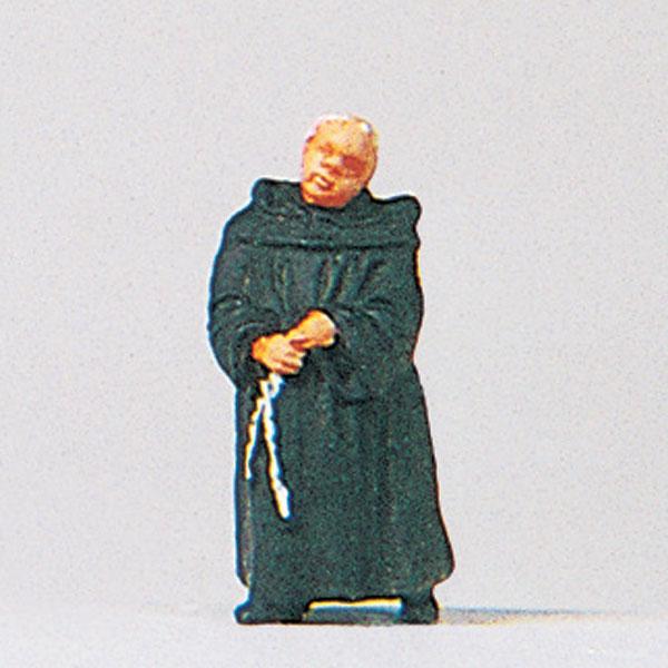 モンク僧侶 :プライザー 塗装済完成品 HO(1/87) 28057