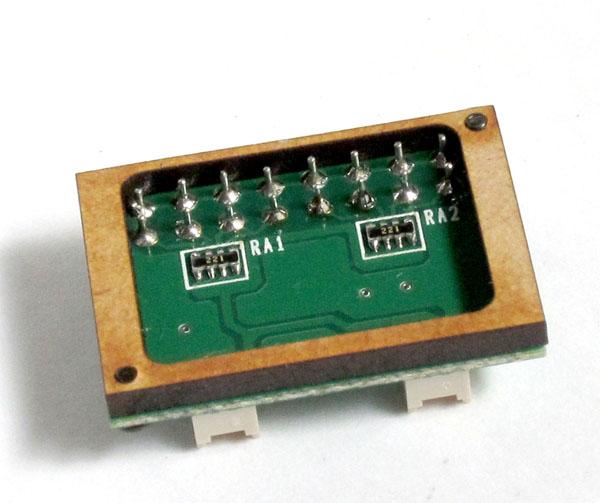常時点灯 増設基板 (コネクタ付LEDライト用 8個取付け可能) :さかつう 素材 2571