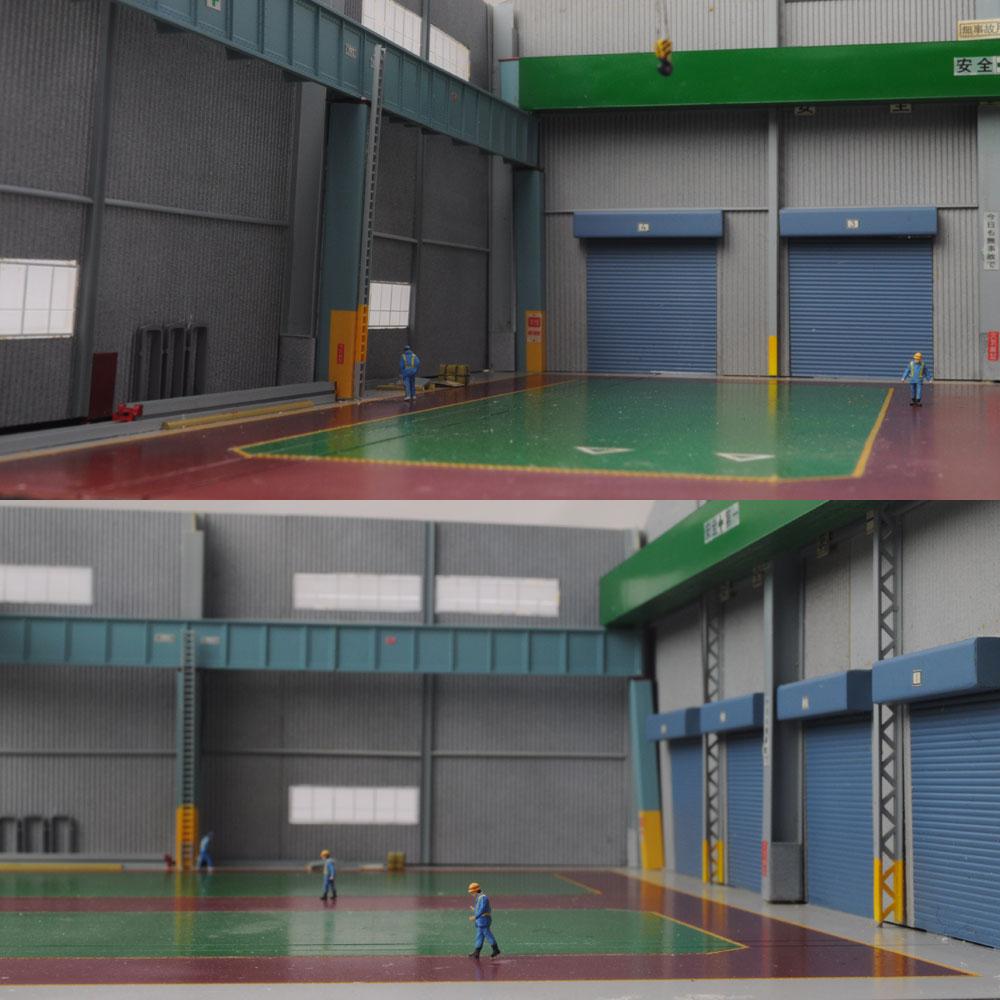 車輛改造中 :鈴木敏史(帝神工房) 塗装済完成品 1/150