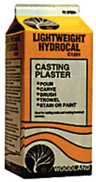 石膏(CASTING PLASTER) 大 :ウッドランド 素材 ノンスケール C1201