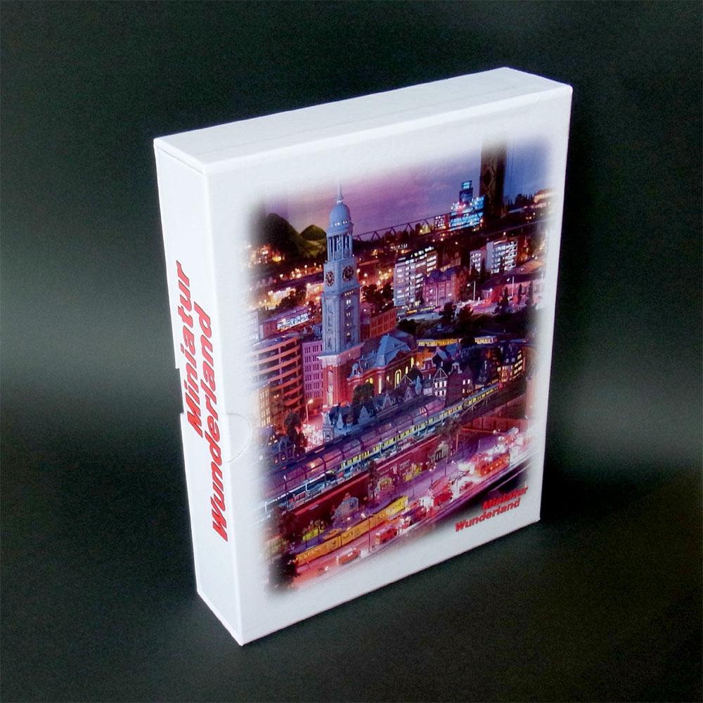 ミニチュアワンダーランド vol.1〜8 8巻セット モデルバーン・クーリエ特別版 :KE出版 (本) ドイツ語