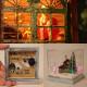 90ミリキューブミニチュア 「聖樹の下で2」 :太郎 塗装済完成品 ノンスケール 240