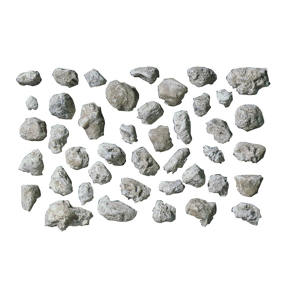 ロックモールド(岩の型) 巨石 :ウッドランド 素材 ノンスケール C1232