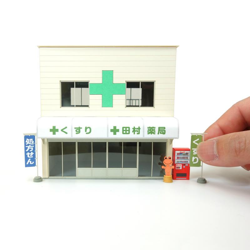 街角のお店-12 :さんけい キット HO(1/80) MK05-56