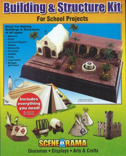 建物キット ノンスケール(BUILDING & STRUCTURE KIT) :ウッドランド キット ノンスケール 4130