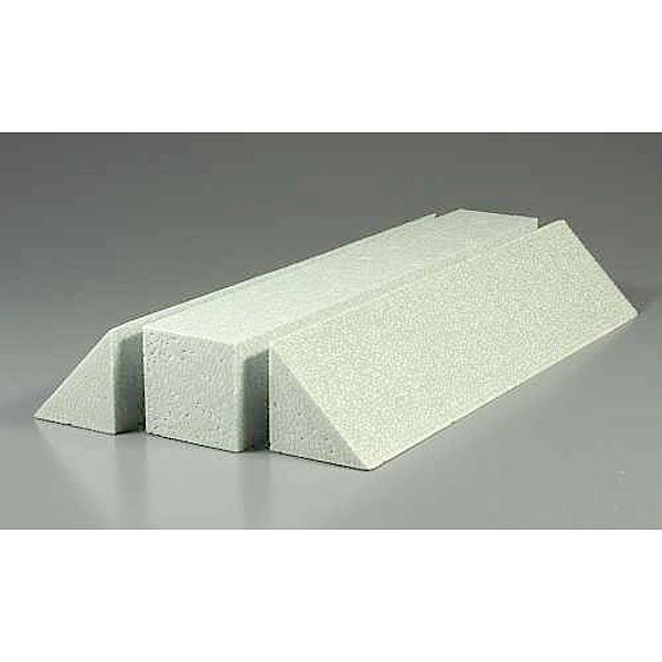 築堤パーツ 傾斜部(2個入り):モーリン 素材 TM-02