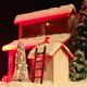 90ミリキューブミニチュア 「聖樹の下で4」 :太郎 塗装済完成品 ノンスケール 242