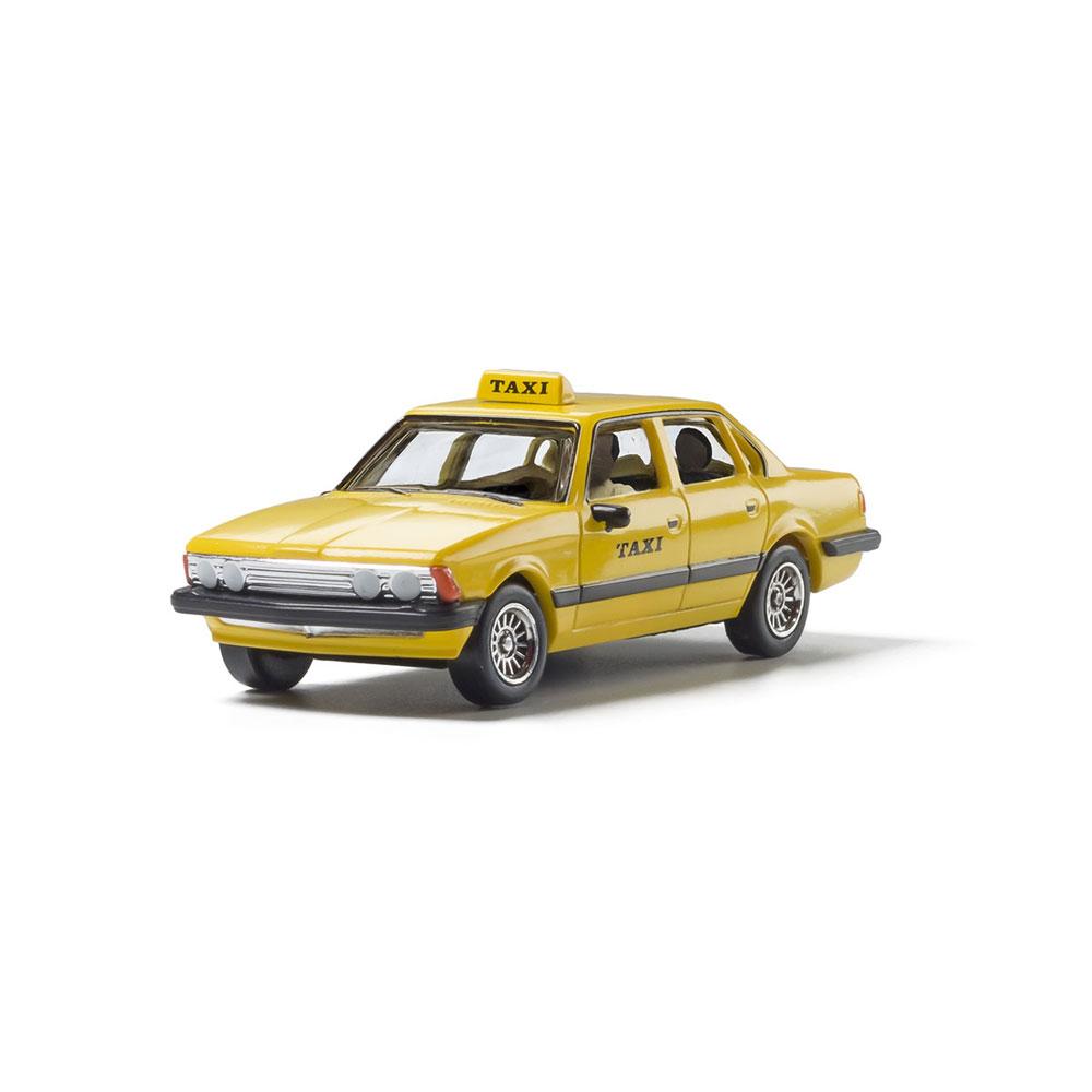 【模型】 タクシー :ウッドランド 塗装済完成品 HO(1/87) AS5365