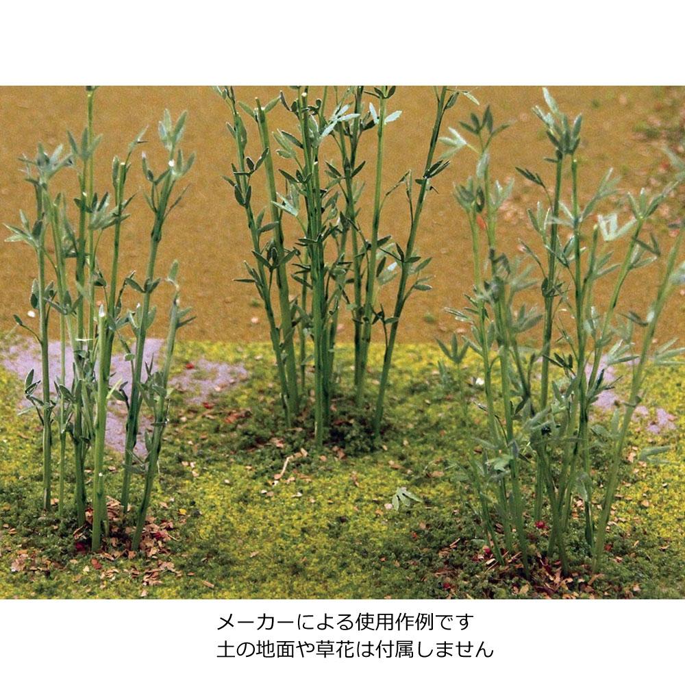 【模型】 竹(9〜12cm) 12本入り :JTT 完成品 ノンスケール 95600
