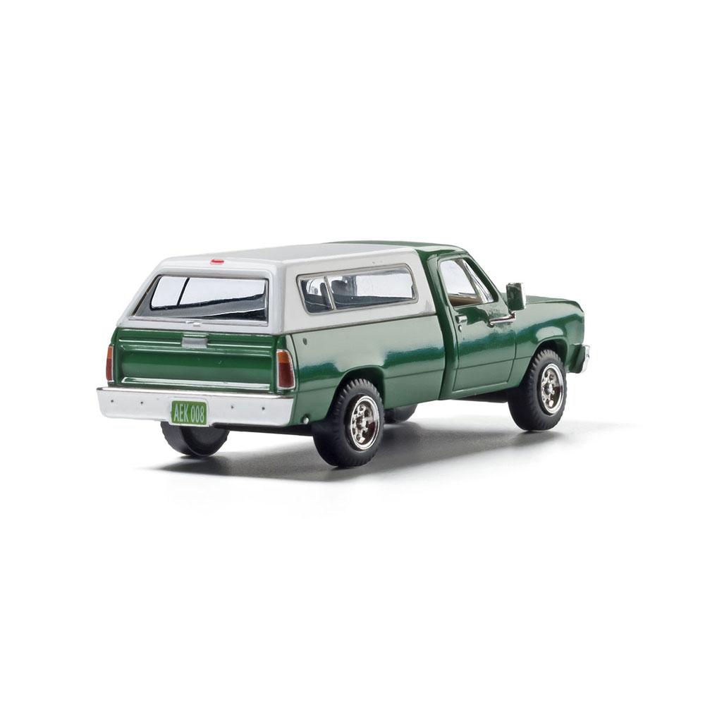 【模型】 トラック(シェル付き) :ウッドランド 塗装済完成品 HO(1/87) AS5364