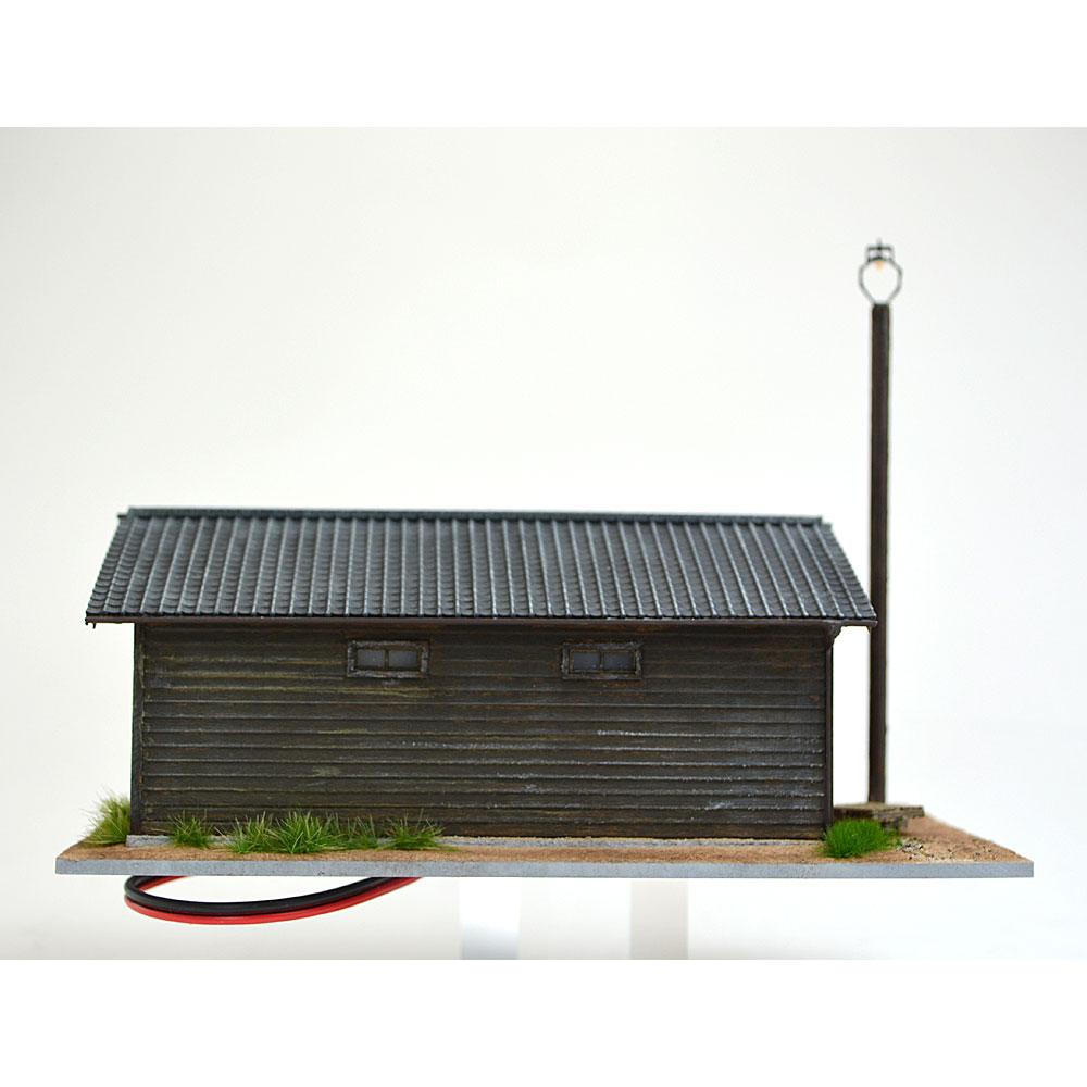 用具・用品倉庫 :匠ジオラマ工芸舎 塗装済完成品 HO(1/80) 1052