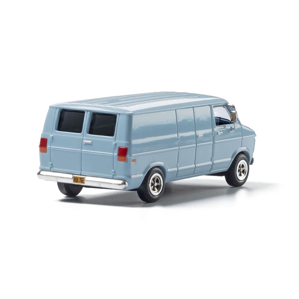 【模型】 バン(乗用) :ウッドランド 塗装済完成品 HO(1/87) AS5362
