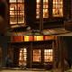 90ミリキューブミニチュア 「WESTERN BAR 2」 :太郎 塗装済完成品 ノンスケール