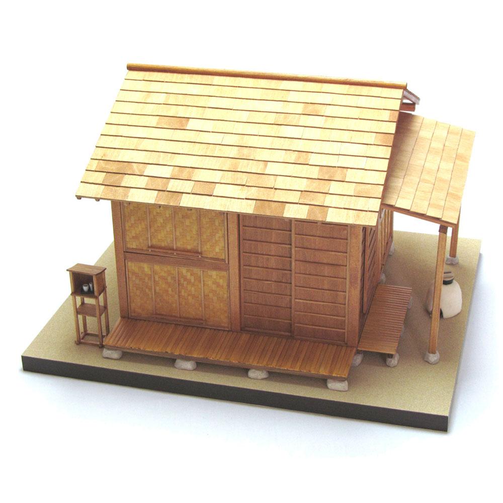 方丈庵 :Matsumoto Craft Works 松本与志彦 塗装済完成品 1/12スケール