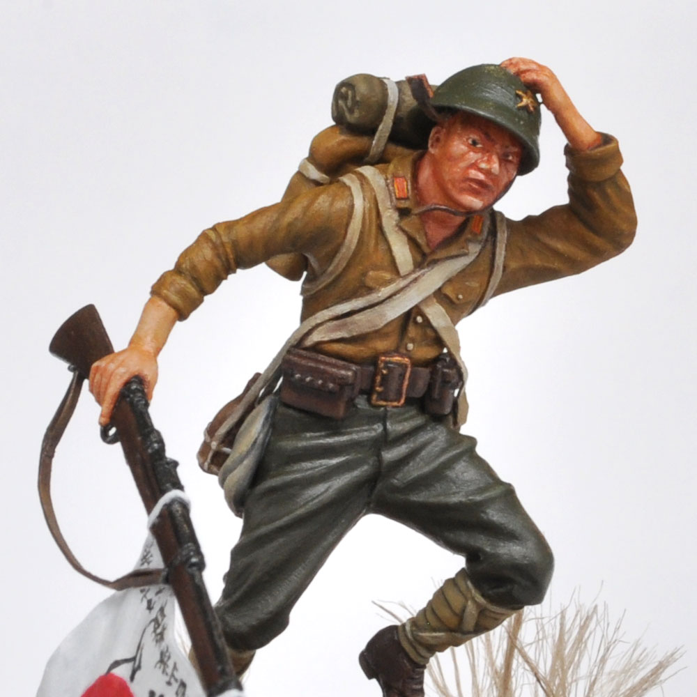 Corregidor(コレヒドール) :淺木紳士郎 塗装済完成品 1/35