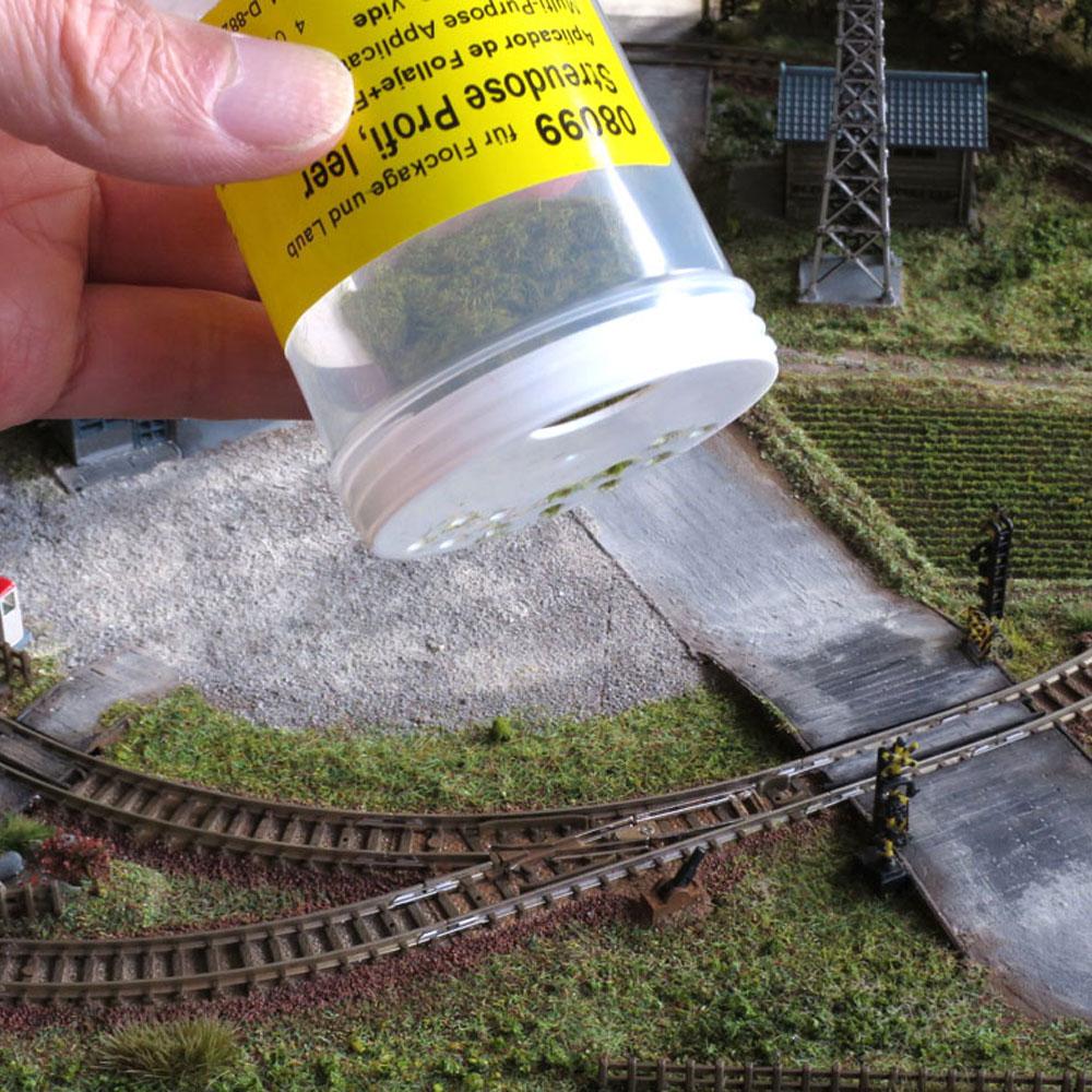散布ボトル 草表現素材用(繊維、パウダー素材用) :ノッホ 工具 08099