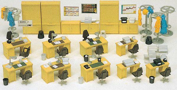 オフィスの小物 :プライザー キット HO(1/87) 17184