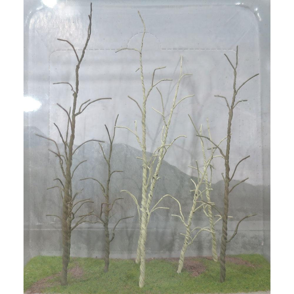 枯れ木 約8〜13cm 8本入り :JTT 完成品 ノンスケール 95630