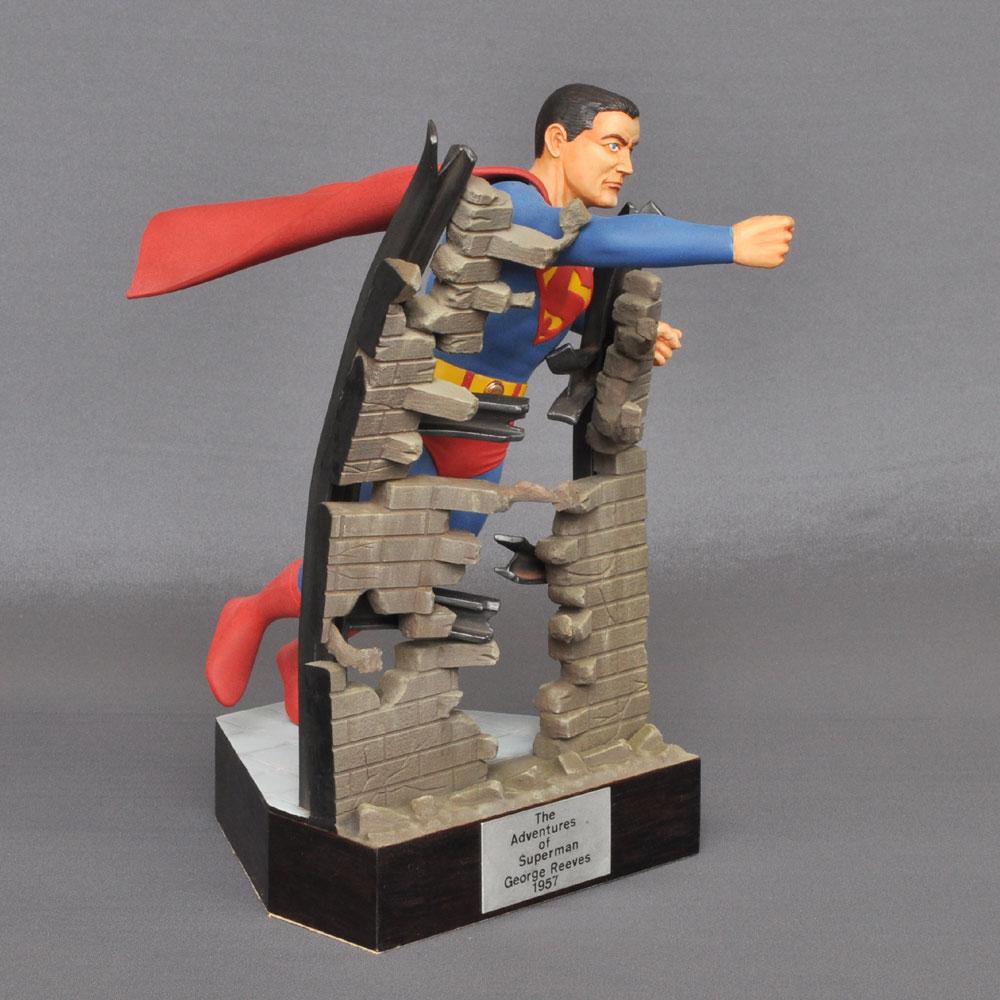 The Adventures of Superman (スーパーマン) :淺木紳士郎 塗装済完成品 ノンスケール