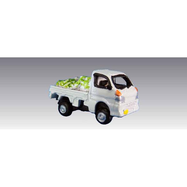 軽トラ 8 野菜 :アイコム 塗装済完成品 N(1/150) MLV-6028