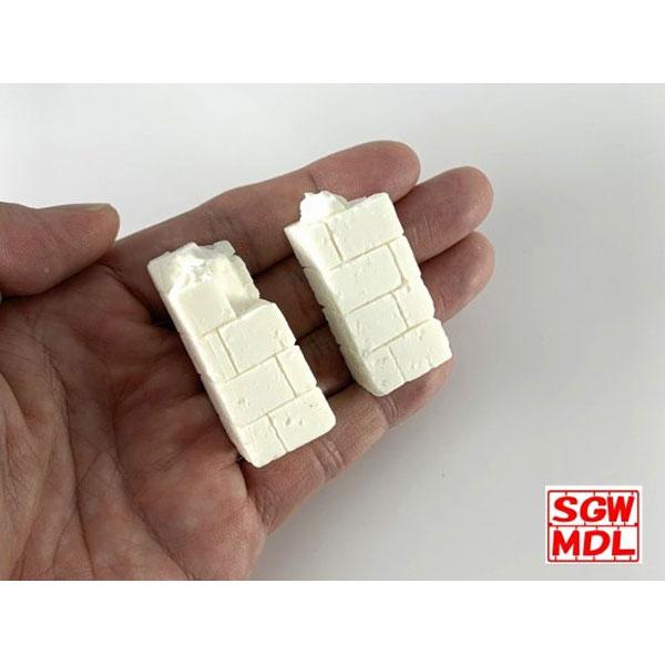 TSストラクチャーシリーズ01 ユニットB :ダイオラマワン 未塗装キット ノンスケール 5002