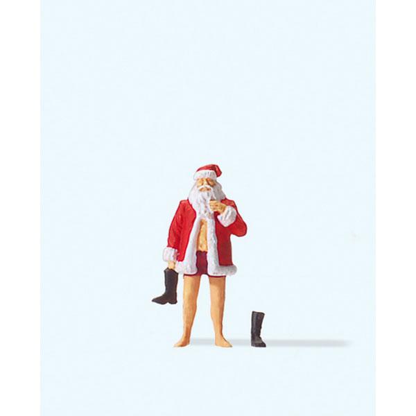 裸足のサンタクロース(コペンハーゲン) :プライザー 塗装済完成品 HO(1/87) 29099