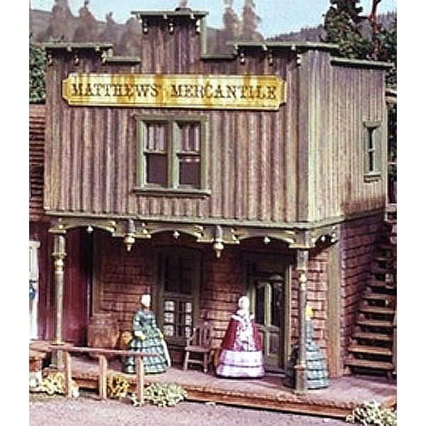 マシューの雑貨屋 :キャンベル 未塗装キット HO(1/87) 371