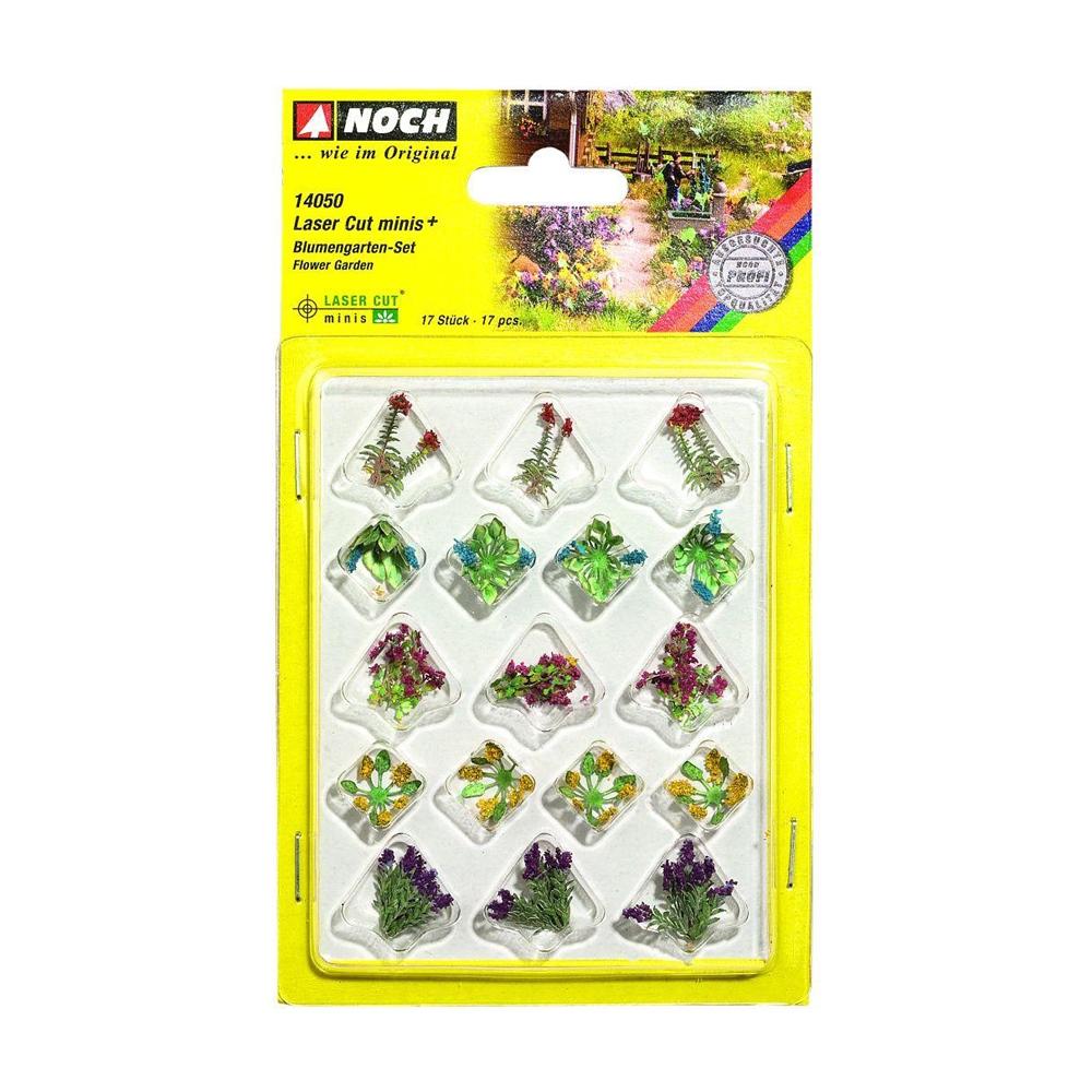 庭の草花 2cm  17束 :ノッホ 素材 ノンスケール 14050