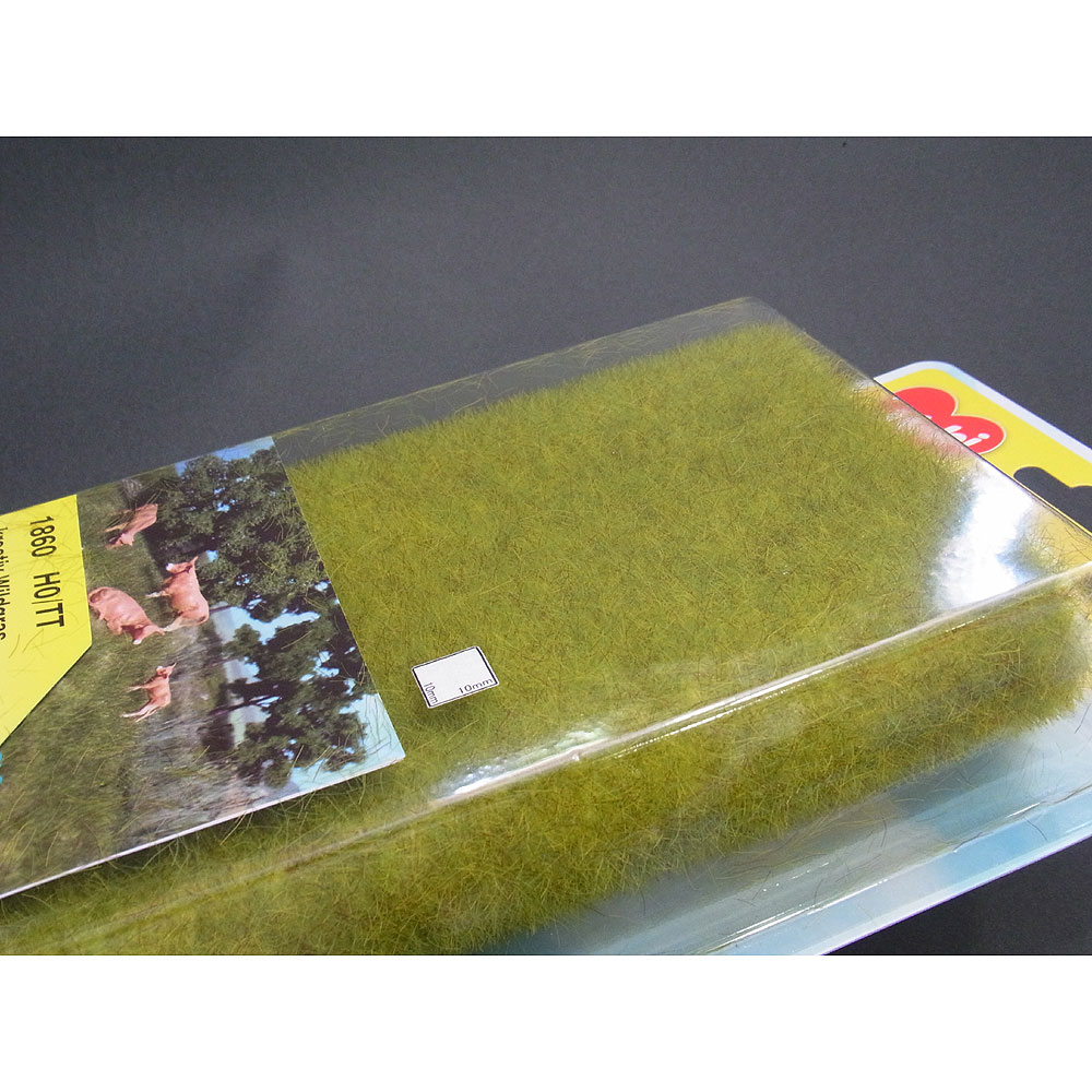 芝生シート クリエイティブ・ワイルドグラス 【草原の緑】 :ヘキ 素材 ノンスケール 1860