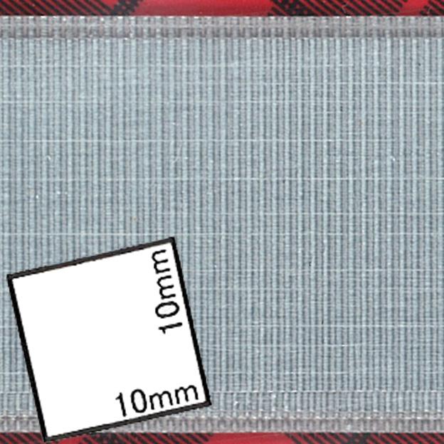 アルミ波板 190 x 14 mm 10枚入り :キャンベル 未塗装キット HO(1/87) 804