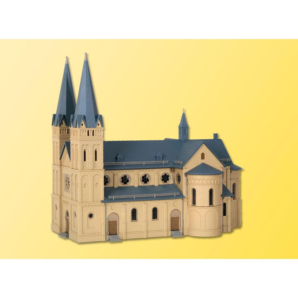 大聖堂 シーグテルダム 教会:キブリ 未塗装キット N(1/150) 37025