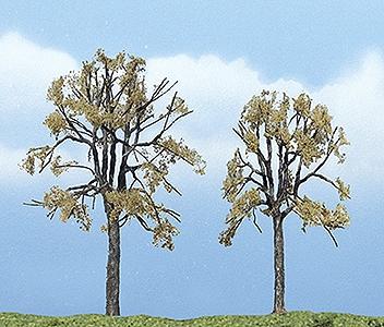 プレミアム・ツリー 枯れたニレ 6〜8cm :ウッドランド 塗装済完成品 ノンスケール 1602