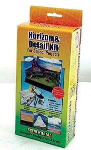 平原キット ノンスケール(HORIZON & DETAIL KIT) :ウッドランド キット ノンスケール 4132