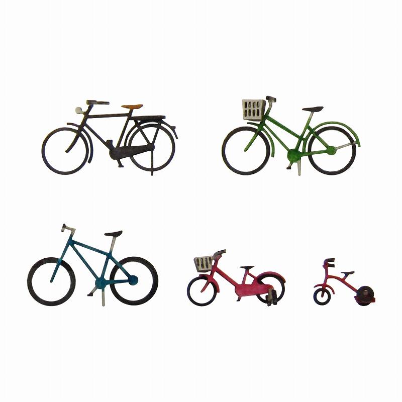 自転車A :さんけい キット N(1/150) MP04-70