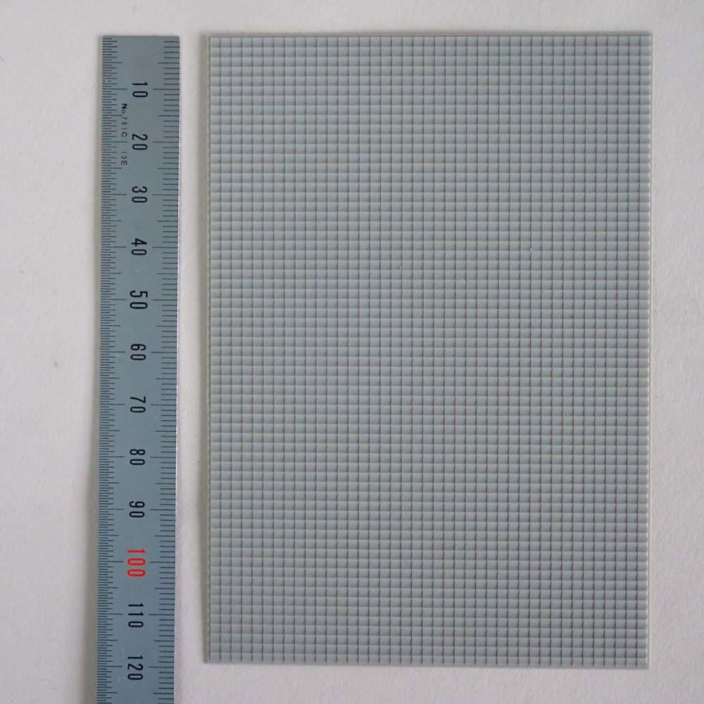【模型】 プラノイタ・屋根瓦 ※こばる同等品 :さかつう 素材 N(1/150) 3754