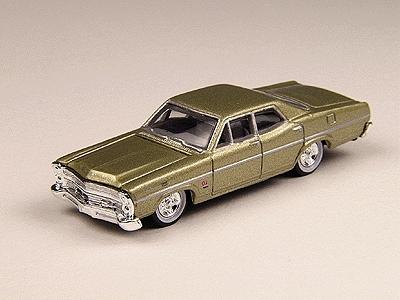 フォード カスタム 500 1967年 :ミニメタル 塗装済完成品 HO(1/87) 30169