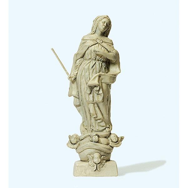 聖人の銅像 :プライザー 塗装済完成品 1/22.5スケール 45516