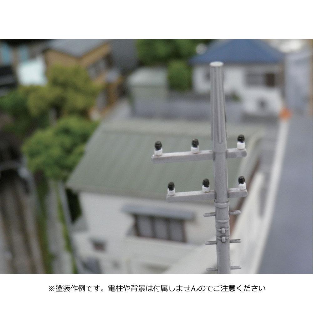 【模型】 真鍮碍子(電柱用) :こばる 未塗装キット N(1/150) MA-14C