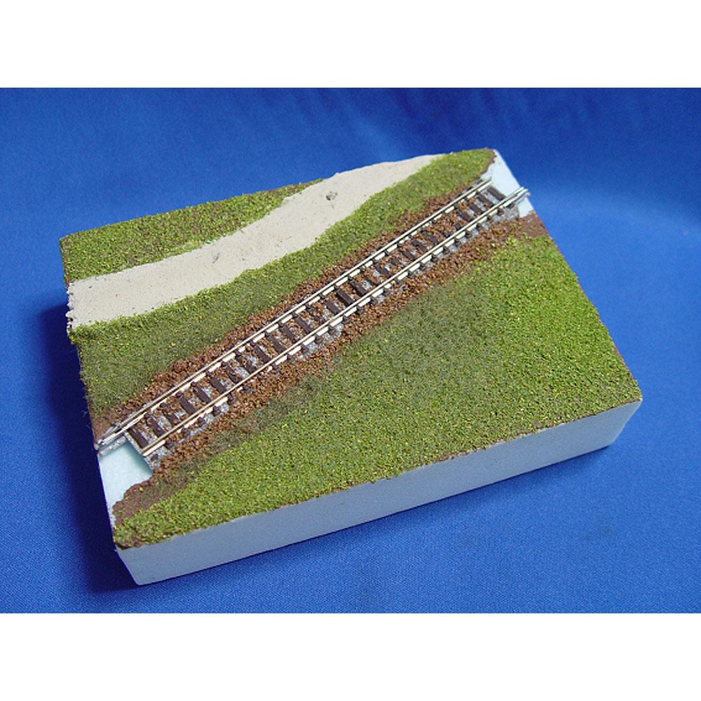 811 ジオラマ素材セット ローカル線が簡単に作れます 入門用 :モーリン キット N(1/150) 151200000811