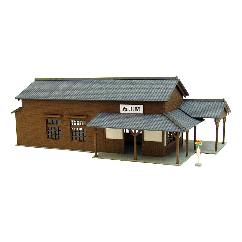 駅舎I :さんけい キット N(1/150) MP03-100