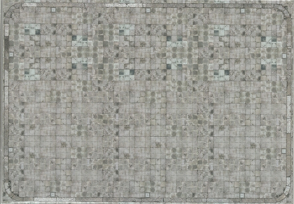 タイル地 :ブッシュ 素材 HO(1/87) 7418
