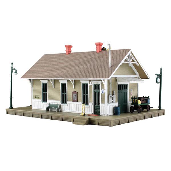 ダンバリー貨物駅 :ウッドランド 塗装済完成品 N(1/160) BR4928