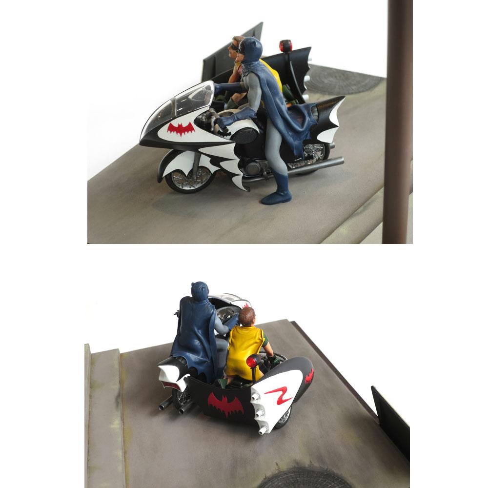 バットサイクル :淺木紳士郎 塗装済完成品 ノンスケール