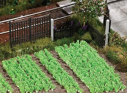 野菜畑のキット :ブッシュ キット HO(1/87) 1222