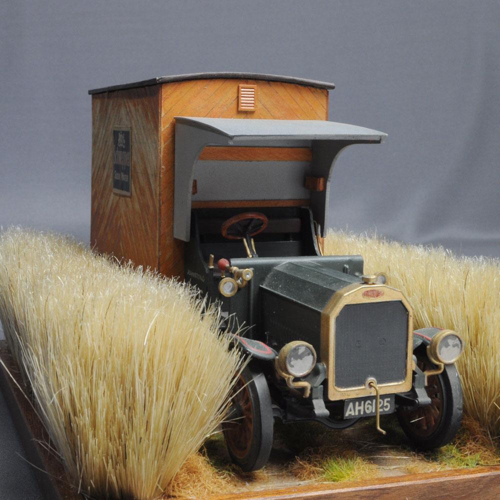 「ソーダ水の運搬車」 :西村慶明 バス&トラック作品 1/32scale