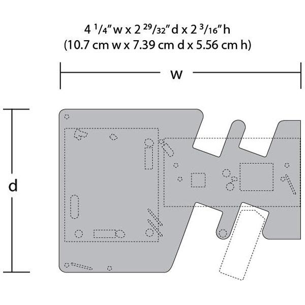 ドライブイン・ダイナ【LED付き】 :ウッドランド 塗装済完成品 N(1/160) BR4929