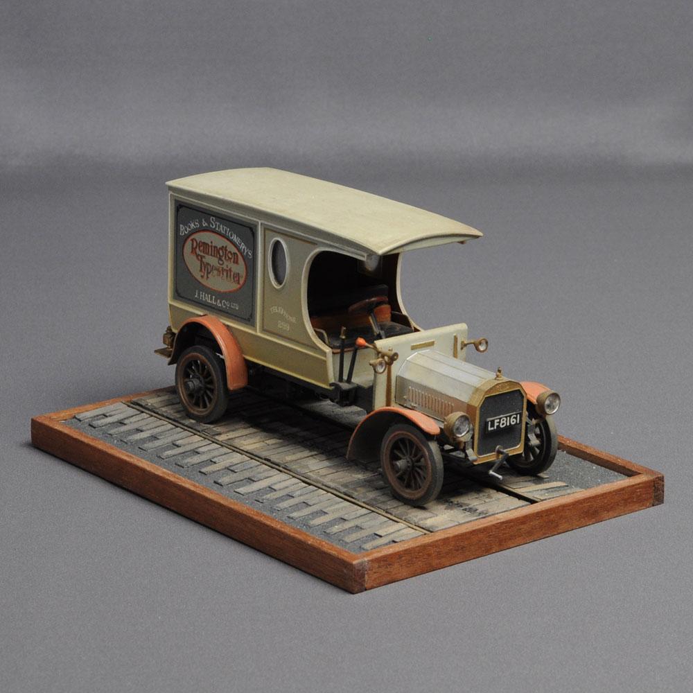 「事務用品トラック」 :西村慶明 バス&トラック作品 1/32scale