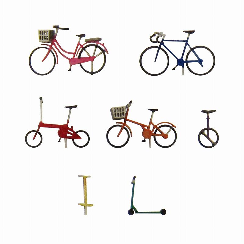 自転車B :さんけい キット N(1/150) MP04-71