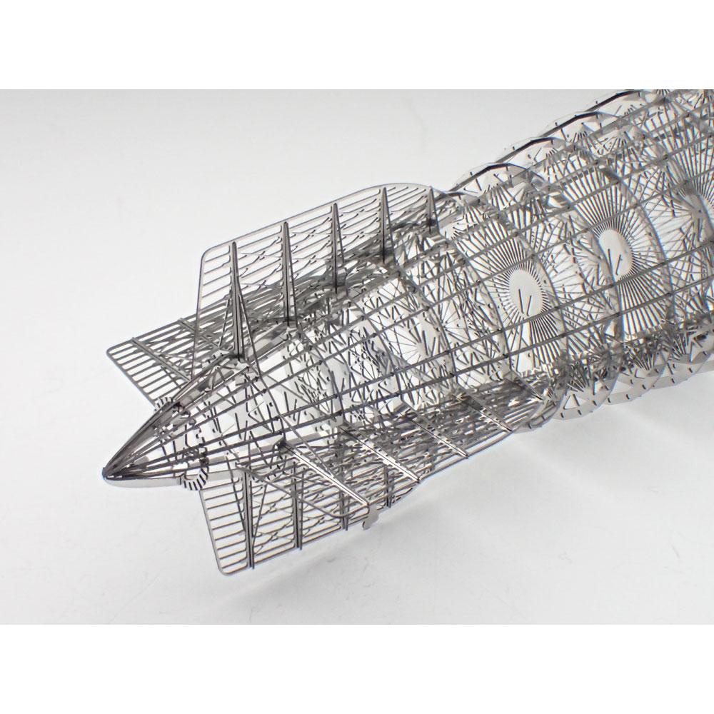 ヒンデンブルクLZ129号 :エアロベース キット 1/1000 C002